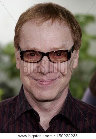 Danny Elfman at the Los Angeles premiere of 'Charlotte's Web' held at the ArcLight Cinemas in Hollywood, USA on December 10, 2006.