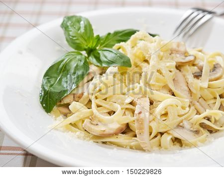 Pasta With Chicken