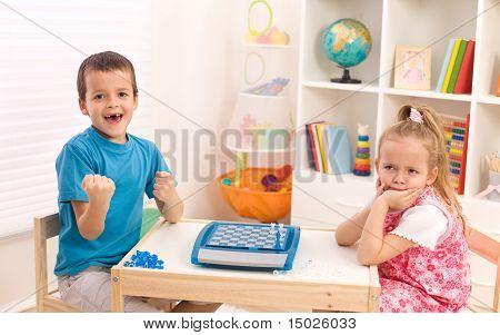 Childhood Rivalry Among Siblings