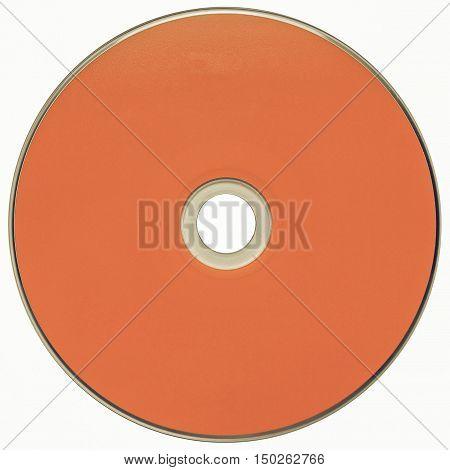 Vintage Looking Cd Or Dvd