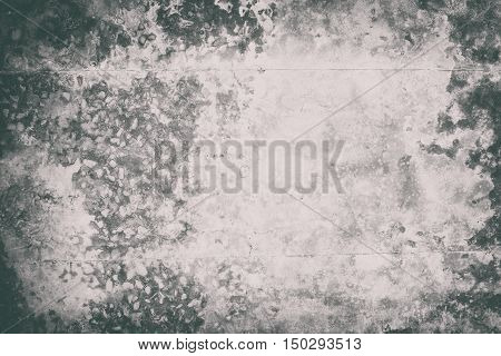 Abstract background of Raw concrete wall texture