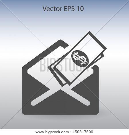 salary vector icon