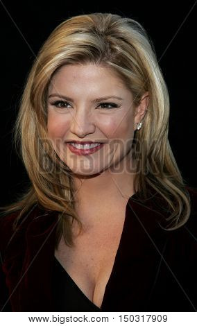 Dayna Devon at the 2005 Hollywood Christmas Parade held at the Hollywood Roosevelt Hotel in Hollywood, USA on November 27, 2005.