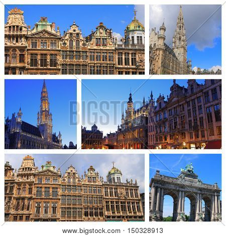 Impressions Of Brussels