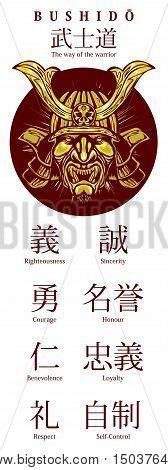 Samurai, Japanese Warrior, Bushido, Way of the warrior