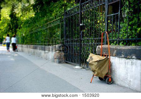 Mailman'S Bag