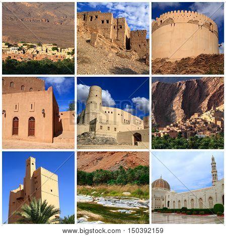 Impressions Of Oman