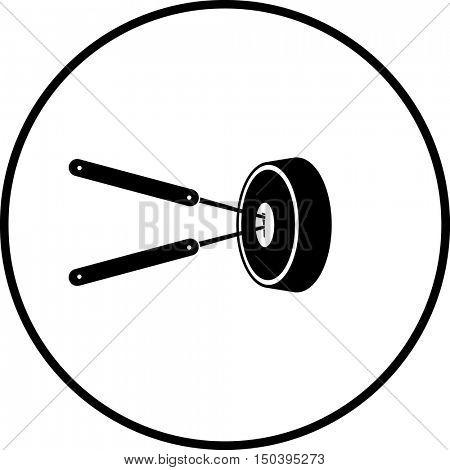 lock picking symbol