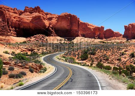 Usa National Park