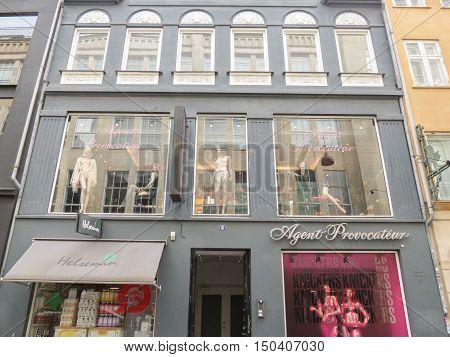Agenet Provocateur Brand Store