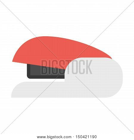 Stapler flat icon. Illustration for web and mobile.