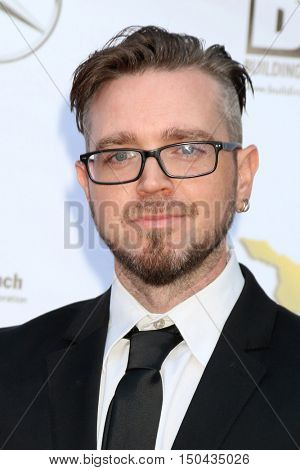 LOS ANGELES - OCT 1:  Andrew Jeric at the Catalina Film Festival - Saturday at the Casino on October 1, 2016 in Avalon, Catalina Island, CA