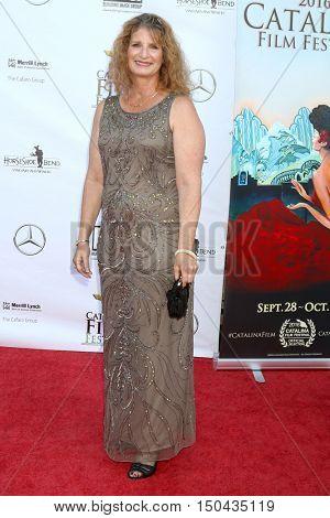 LOS ANGELES - OCT 1:  Andrea Estrada at the Catalina Film Festival - Saturday at the Casino on October 1, 2016 in Avalon, Catalina Island, CA