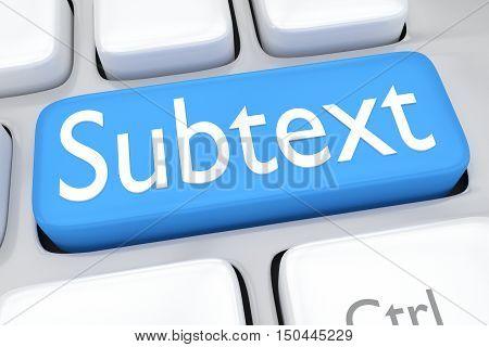 Subtext Lingual Concept