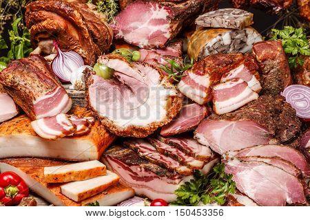 Smoked Pork Meats