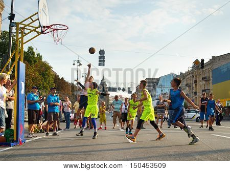 Streetball Contest