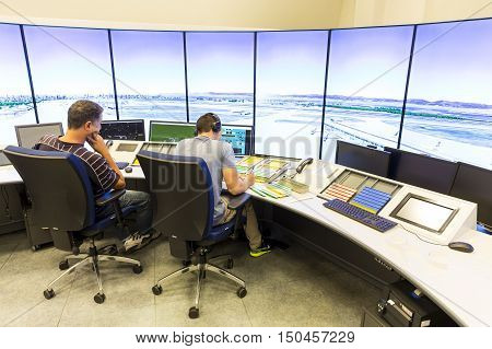 Air Traffic Services Authority Controller