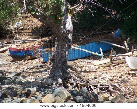 Canoe Graveyard