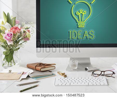 Ideas Design Objective Plan Strategy Tactics Concept