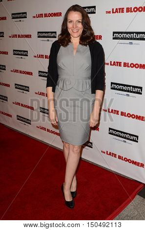 LOS ANGELES - OCT 3:  Kate Connor at the