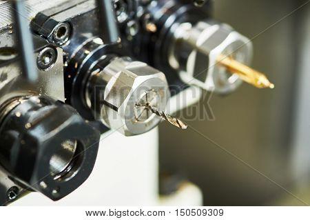 metal cutting tools for metalwork machining