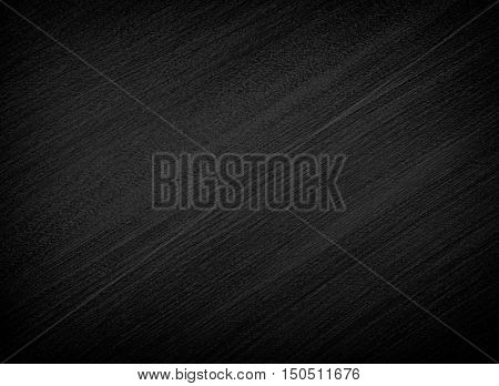 black texture of paint background