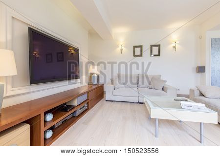 Tv On The Wall