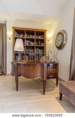 Interior With Grand Piano