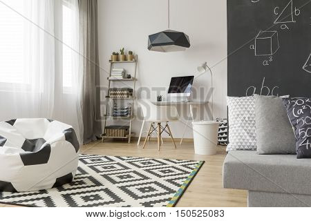 Functional Teen Room In A New Style Idea