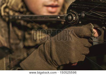 Best Sniper In Action