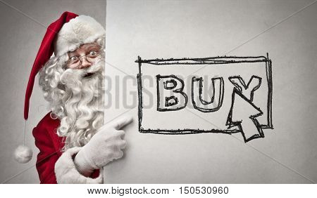 Santa Claus' suggestion