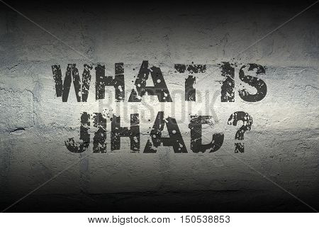 What Is Jihad Gr