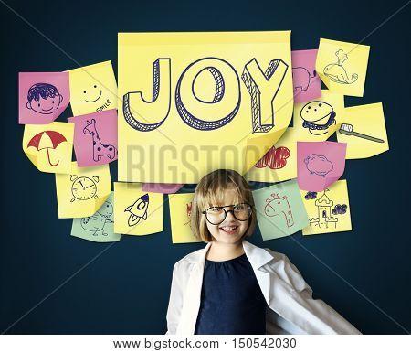Children Playful Happiness Enjoyment Childhood Concept