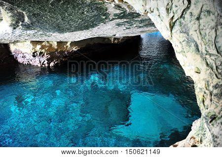 Rosh Hanikra Grottoes In Israel