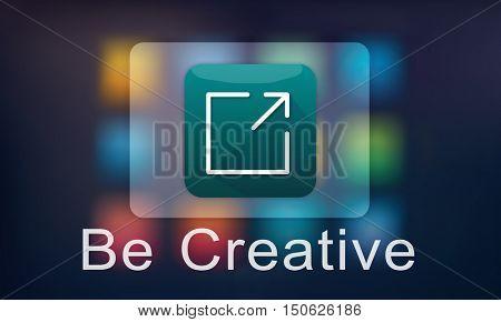 Creation Design Digital Gadget Invention Graphic Concept