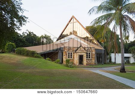 Christ Church Cathedral Darwin
