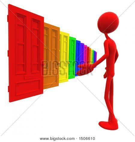 Full Spectrum Doors Decision Choice