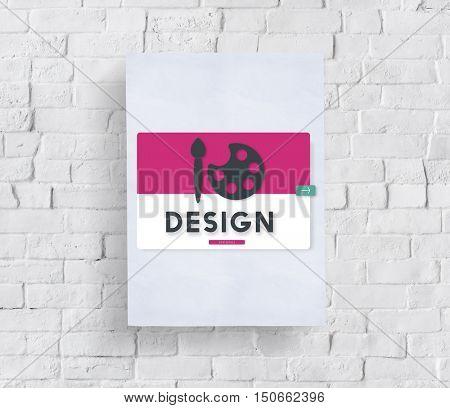 Art Paint Creative Creation Design Paint Drawing Concept