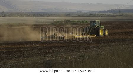 The Ploughed Fields