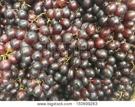 Close Up Grapes