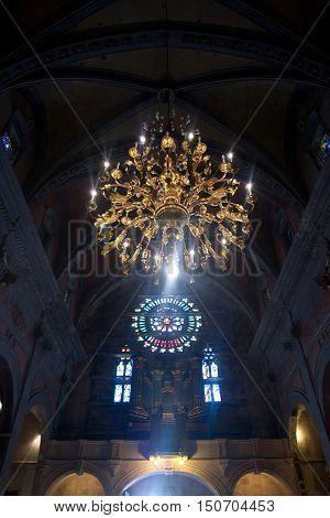 Soller Church Interior