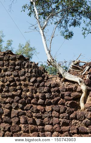 Loropeni Ruins In Burkina Faso