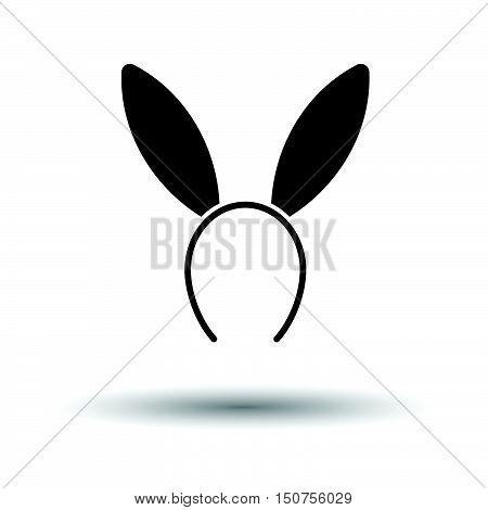 Sexy Bunny Ears Icon