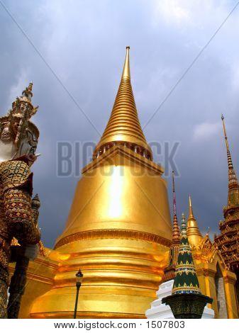 Architecture  In  Thailand