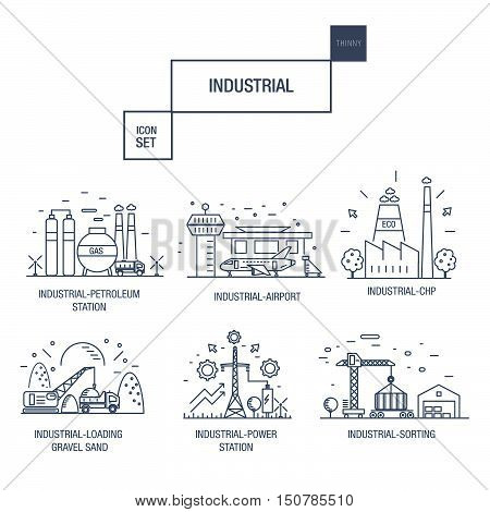 Industrial Icon Set_1