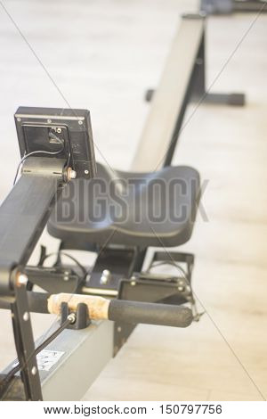 Gym Exercise Rowing Machine
