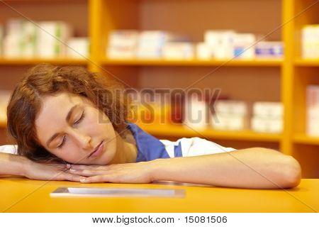 Sleeping Pharmacist