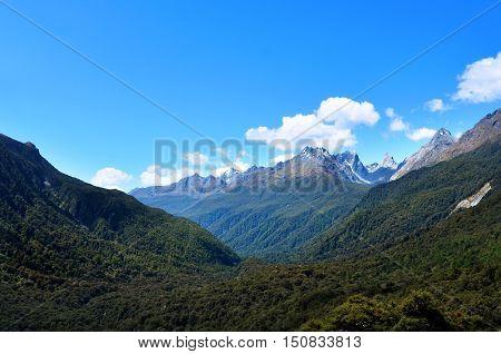 Fiordland - New Zealand