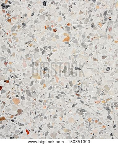 Stone wall texture Terrazzo Marble surface floor for background Image Vertical