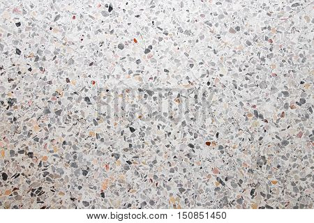 Stone texture Terrazzo Marble surface floor for background